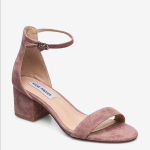 Steve Madden Irenee Two-Piece Block-Heel Sandals